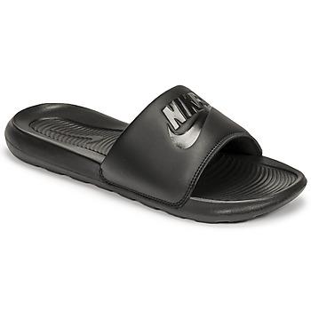 Cipők Férfi strandpapucsok Nike CN9675 Fekete