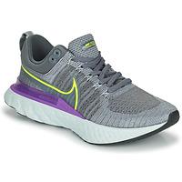 Cipők Férfi Futócipők Nike NIKE REACT INFINITY RUN FLYKNIT 2 Szürke