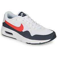 Cipők Férfi Rövid szárú edzőcipők Nike NIKE AIR MAX SC Fehér / Piros / Kék