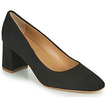 Cipők Női Balerina cipők  JB Martin NORMAN Fekete