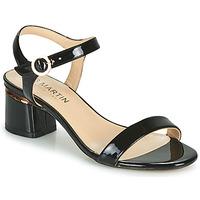 Cipők Lány Balerina cipők  JB Martin MALINA Fekete