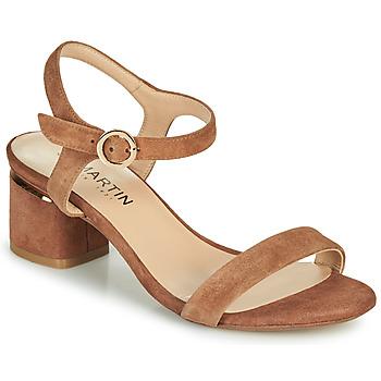 Cipők Lány Balerina cipők  JB Martin MALINA Barna