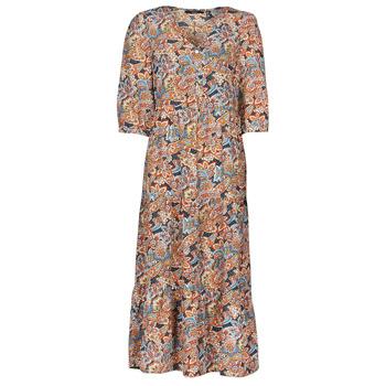 Ruhák Női Hosszú ruhák Vero Moda VMLIS Sokszínű