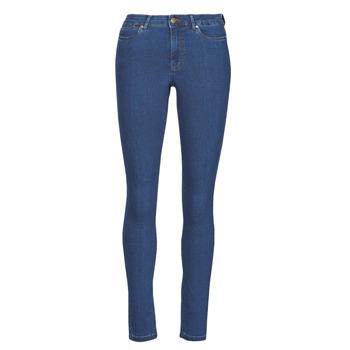 Ruhák Női Slim farmerek Vero Moda VMJUDY Kék / Átlagos