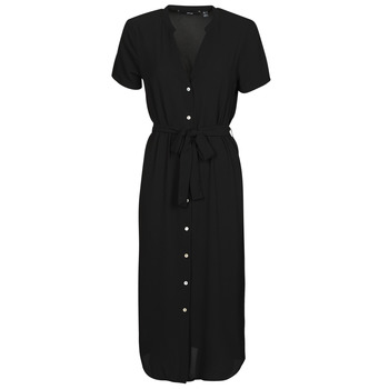 Ruhák Női Rövid ruhák Vero Moda VMSAGA Fekete