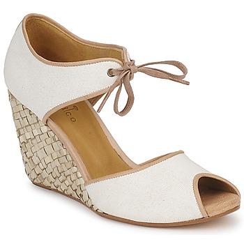 Cipők Női Szandálok / Saruk Coclico JIEN Fehér