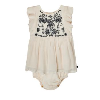 Ruhák Lány Rövid ruhák Ikks XS30060-11 Fehér