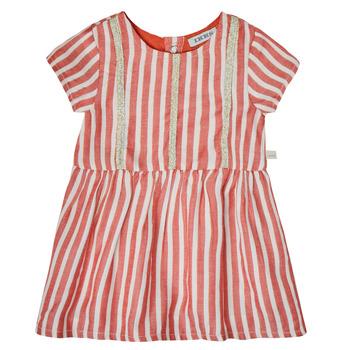 Ruhák Lány Rövid ruhák Ikks XS30000-35 Piros