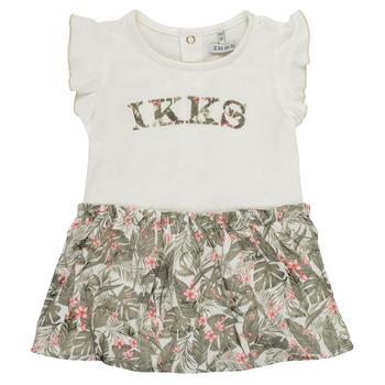Ruhák Lány Rövid ruhák Ikks XS30120-19 Sokszínű