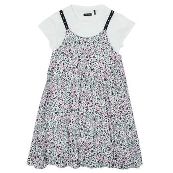 Ruhák Lány Rövid ruhák Ikks XS30182-19-J Sokszínű
