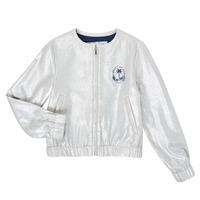 Ruhák Lány Kabátok / Blézerek Ikks XS17042-18-J Ezüst