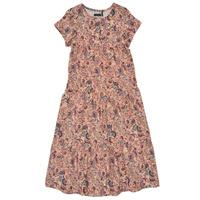 Ruhák Lány Hosszú ruhák Ikks XS30042-32-J Sokszínű