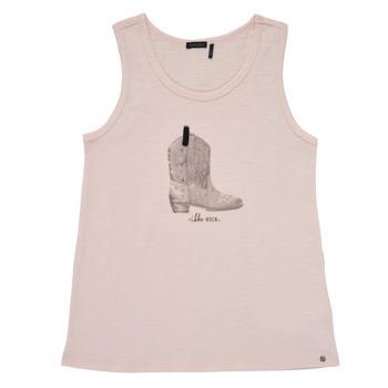 Ruhák Lány Trikók / Ujjatlan pólók Ikks XS10302-31-J Rózsaszín