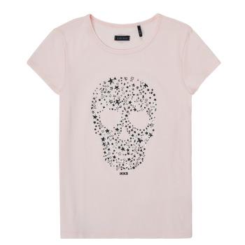 Ruhák Lány Rövid ujjú pólók Ikks XS10492-31-J Rózsaszín