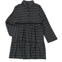 Ruhák Lány Rövid ruhák Ikks XS30002-02-C Fekete