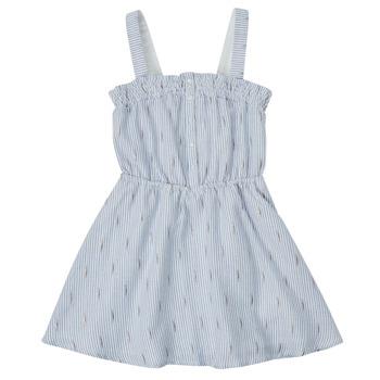 Ruhák Lány Rövid ruhák Ikks XS31022-48-C Kék