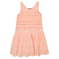 Ruhák Lány Rövid ruhák Ikks XS31012-32-J Rózsaszín