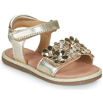 Cipők Lány Szandálok / Saruk Mod'8 PARLOTTE Arany