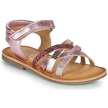 Cipők Lány Szandálok / Saruk Mod'8 CANILA Rózsaszín