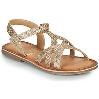 Cipők Lány Szandálok / Saruk Mod'8 CANISA Arany