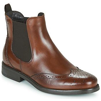 Cipők Női Csizmák Betty London JOSTA Barna
