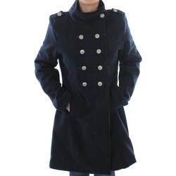 Ruhák Női Kabátok Made In Italia ELENA MARINE Azul marino