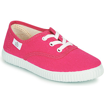 Cipők Lány Rövid szárú edzőcipők Citrouille et Compagnie KIPPI BOU Rózsaszín