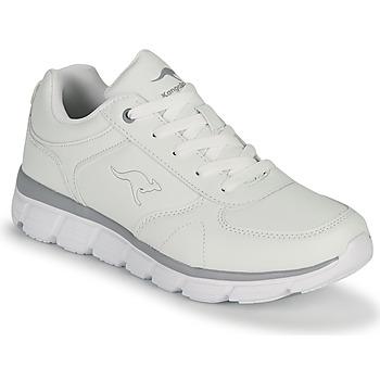 Cipők Női Rövid szárú edzőcipők Kangaroos KR-ARLA Fehér