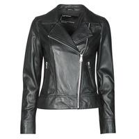 Ruhák Női Bőrkabátok / műbőr kabátok Oakwood MARJORY Fekete