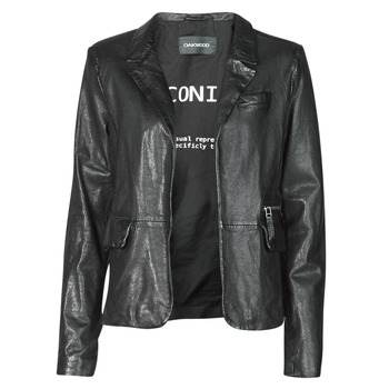 Ruhák Női Kabátok / Blézerek Oakwood RESET Fekete