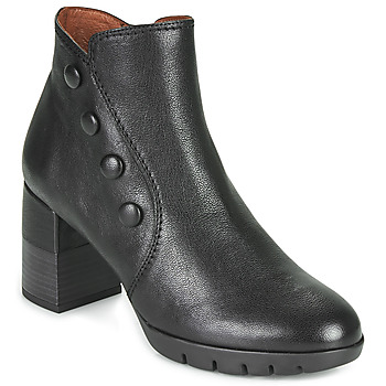 Cipők Női Bokacsizmák Hispanitas ARIEL Fekete