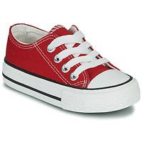 Cipők Gyerek Rövid szárú edzőcipők Citrouille et Compagnie OTAL Piros
