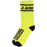 Kiegészítők Férfi Zoknik Jacker After logo socks Zöld