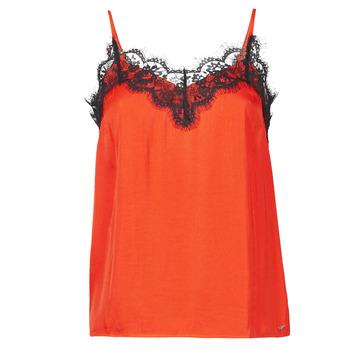 Ruhák Női Trikók / Ujjatlan pólók Les Petites Bombes AMY Narancssárga