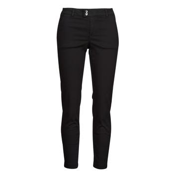 Ruhák Női Chino nadrágok / Carrot nadrágok Les Petites Bombes NAOMIE Fekete