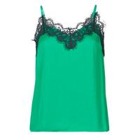 Ruhák Női Trikók / Ujjatlan pólók Les Petites Bombes AMY Zöld