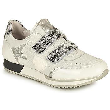 Cipők Női Rövid szárú edzőcipők Philippe Morvan ROLL V1 Fehér