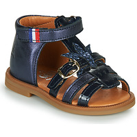 Cipők Lány Szandálok / Saruk GBB PAULETTE Kék