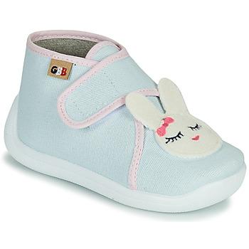 Cipők Lány Mamuszok GBB APODIE Kék