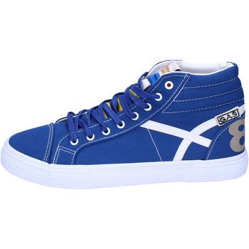 Cipők Férfi Divat edzőcipők Gas BJ59 Kék