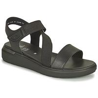 Cipők Női Szandálok / Saruk Ara IBIZA-S HIGH SOFT Fekete