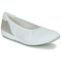 Cipők Női Rövid szárú edzőcipők Ara PORTO-FUSION4 Fehér