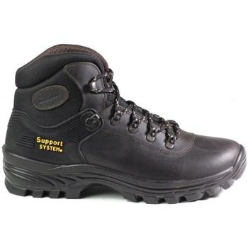 Cipők Férfi Túracipők Grisport 10242D26G Fekete