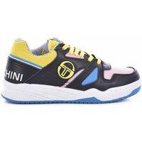 Cipők Női Rövid szárú edzőcipők Sergio Tacchini STW912015 Fekete