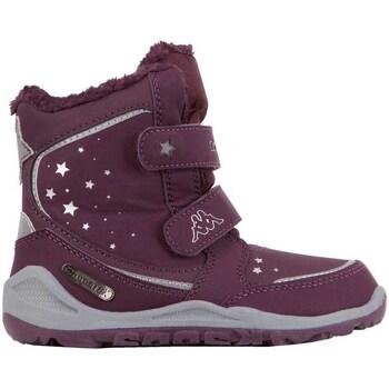 Cipők Férfi Hótaposók Kappa Cui Tex Lila