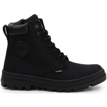 Cipők Női Csizmák Palladium Manufacture Pallabosse SC Waterproof Fekete