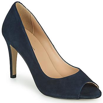 Cipők Női Félcipők Betty London EMANA Tengerész
