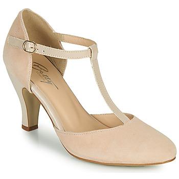 Cipők Női Félcipők Betty London EPINATE Rózsaszín