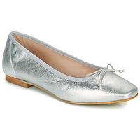 Cipők Női Balerina cipők  Betty London ONDINE Ezüst