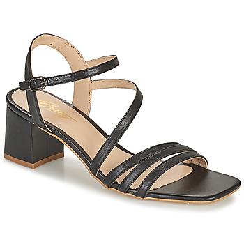 Cipők Női Szandálok / Saruk Betty London OCHANTE Fekete